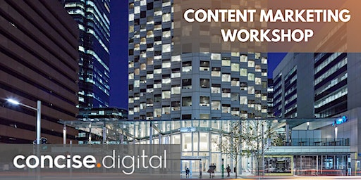 Using Content Marketing to grow your business online (Workshop, Perth)