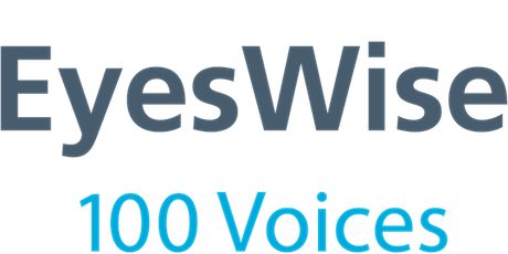 100 Voices ophthalmology campaign - commissioners/providers workshop tickets