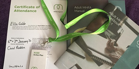 Become a Mental Health First Aider in Milton Keynes tickets