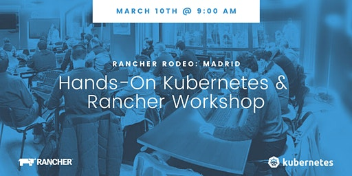 Rancher Rodeo Madrid