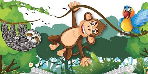 Story Explorers: Into the Jungle, West Bridgford Library