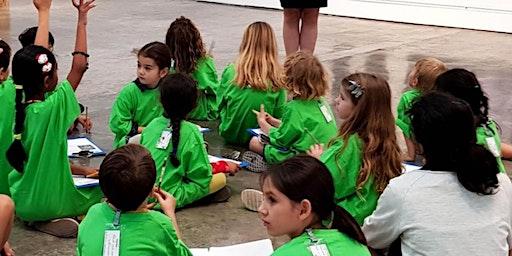 Kids Art Tour