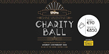 Shine Charity Valentine's Ball 2020 tickets