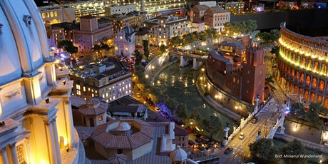 In einer Nacht um die Welt - Fotografie im Miniatur Wunderland Hamburg Tickets