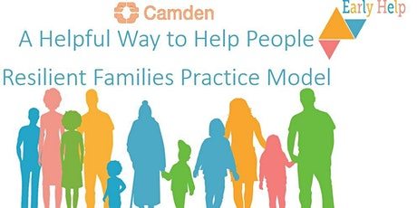 Camden Resilient Families Practice Model Celebration tickets