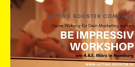 Casting Workshop mit Silke Fintelmann & Dominique Chiout Tickets