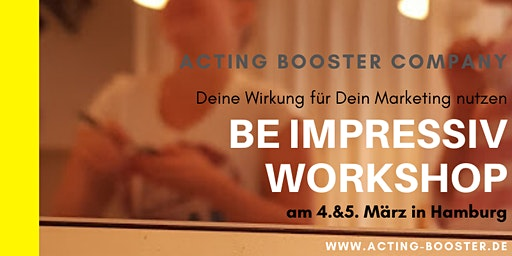 Casting Workshop mit Silke Fintelmann & Dominique Chiout
