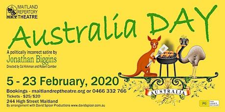 Australia Day by Jonathan Biggins tickets
