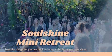 Soulshine Mini Retreat tickets