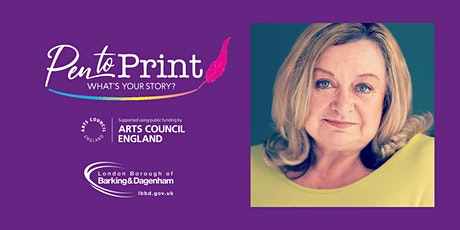 Pen to Print: The Singles' Series with Elaine Spires tickets