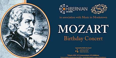 Mozart Birthday Concert 2020 tickets