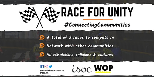 Race For Unity - Community Go Karting Competition