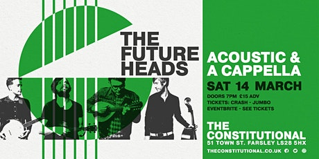 The Futureheads - Acoustic & A capella tickets