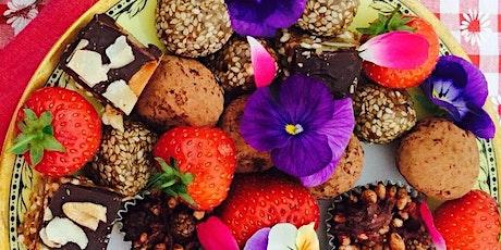 Hello Winter - Organic Chocolate Making Workshop tickets