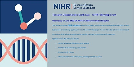 Research Design Service South East - NIHR Fellowship Event tickets