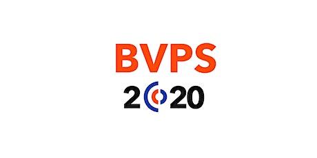 BVPS 2020 tickets