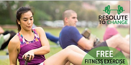 Community Get Fit - Registration Day tickets