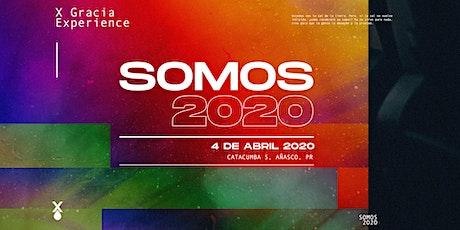 Por Gracia Experience - SOMOS 2020 tickets