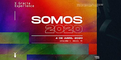 Por Gracia Experience - SOMOS 2020