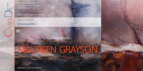 "An evening with Maureen Grayson, ""The Space Beyond"" tickets"