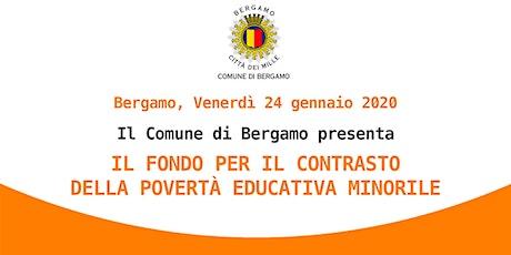 Bergamo #Conibambini biglietti