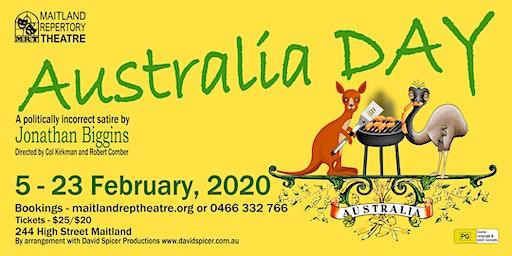 Australia Day by Jonathan Biggins