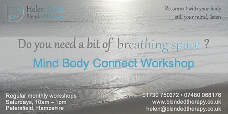 Mind Body Connect Yoga Workshop tickets
