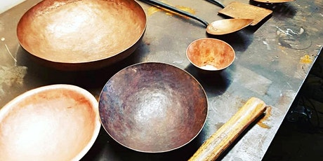 Make a Copper Bowl from Sheet Metal tickets