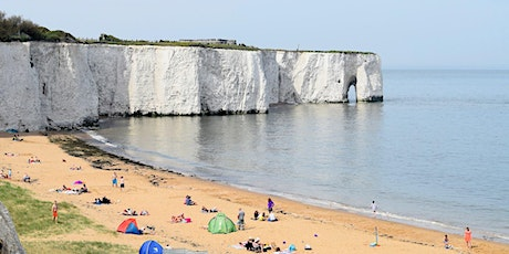 Sandy bays of Ramsgate, Broadstairs and Margate tickets