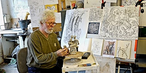 ARTISTS TALK & TOUR: with Ceramic Artist Michael Flynn