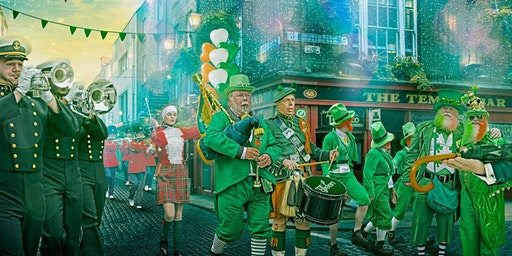Paddy Fest - St Patricks Day London 2020