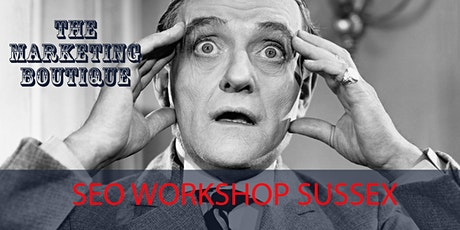SEO Workshop tickets