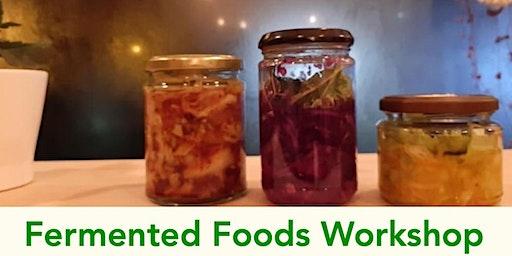 Fermented Foods Workshop