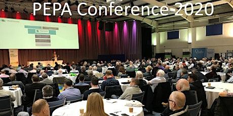 PEPA Conference 2020 tickets