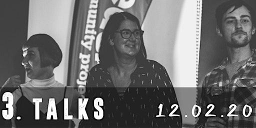 3. Talks | 12.02.20