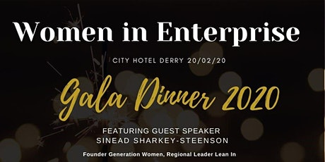 Women In Enterprise Gala Dinner 2020 tickets