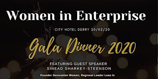Women In Enterprise Gala Dinner 2020