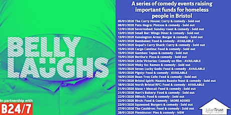 Belly Laughs with Bristol24/7 at Pieminister tickets