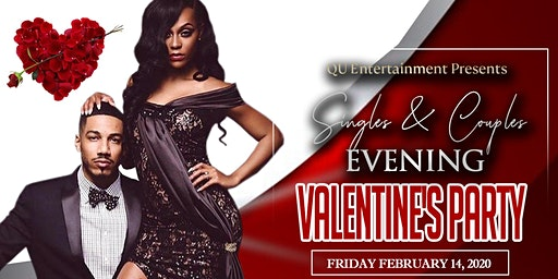 Singles & Couples Evening Valentines Party