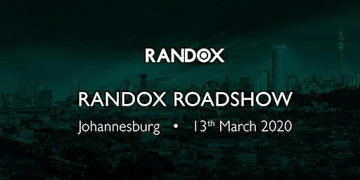 Randox Roadshow Johannesburg
