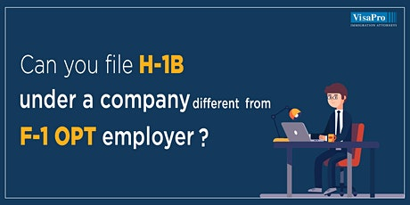 How To File An H-1B Petition For Your F-1 Intern tickets