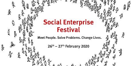 Social Enterprise Festival 2020, Day 2 tickets