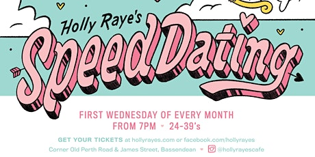Holly Raye's Speed Dating tickets