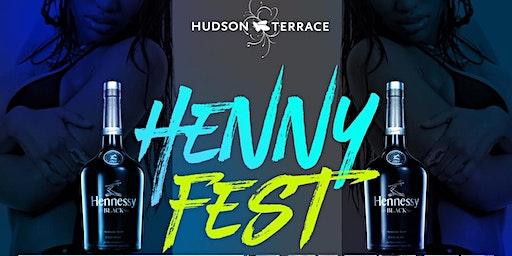 Henny Fest @ Hudson Terrace