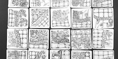 Zentangle 101  for Kids Aged 7 and Above: 17th March 2020 tickets