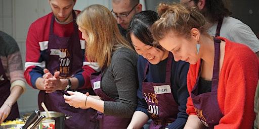 SWAF & Über den Tellerrand kochen - Chinesischer Kochabend