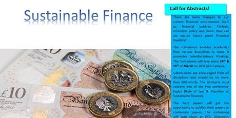 Research Conference Sustainable Finance tickets
