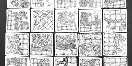 Zentangle 101 @ 7F5R: 8th March 2020 tickets