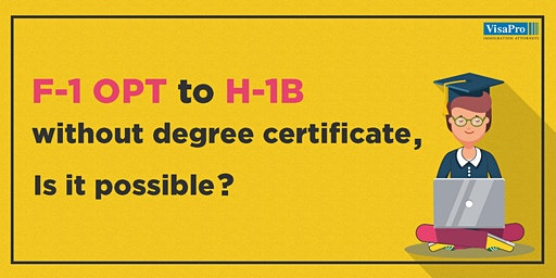 H-1B Registration: What's New For F-1 OPT Students