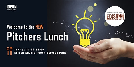 Ideon Pitchers Lunch Tickets